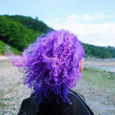a purple life